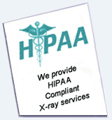HIPAA Compliant Mobile X-Ray Services
